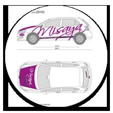 Ihr Auto als optimaler Werbeträger! Wir gestalten auffällige und ansprechende Fahrzeug-Designs als Teil- oder Komplettbeschichtung, die unser professioneller Partner für Folienbeklebung schnell und unkompliziert umsetzt. Hochwertige, langlebige Folien machen Ihr Fahrzeug nicht nur zum Eyecatcher, sonder schonen auch den Original-Lack.
