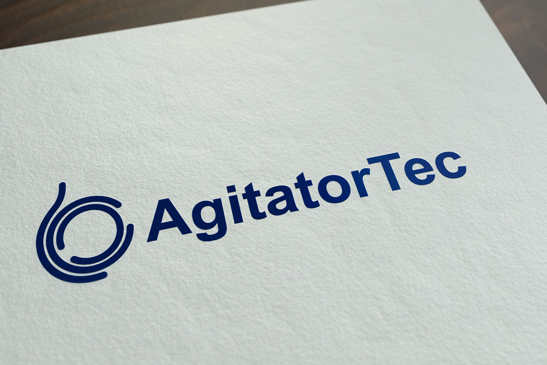 Mockup vom AgitatorTec Logo