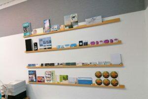 Visitenkarten, Sticker, Flyer und Drucksachen